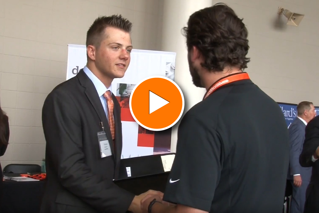 Video for OSU Career Fairs