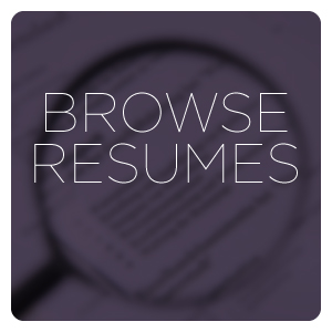 Browse Resume