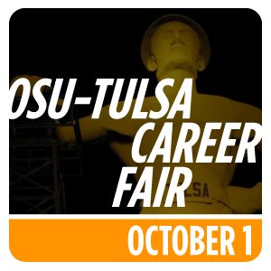 Picture of OSU-Tulsa Career Fair