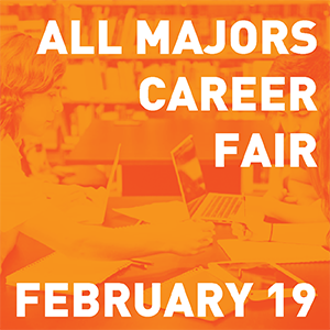 All Majors Career Fair