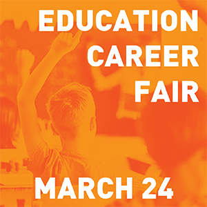 Picture of Education Career Fair