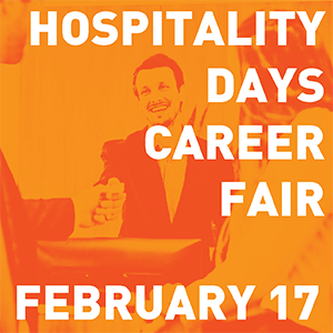 Hospitality Days Career Fair