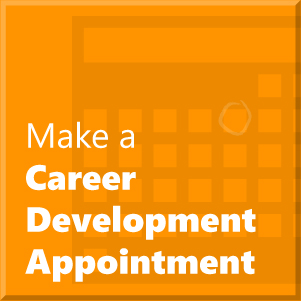Make a Career Development Appointment