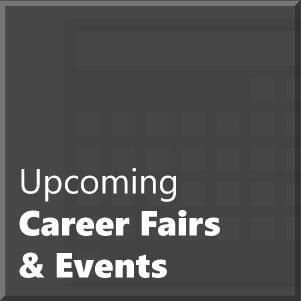 Upcoming Career Fairs & Events