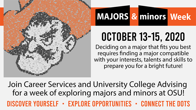 Picture of Majors and Minors Fair