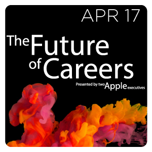 The future of careers presented by Apple
